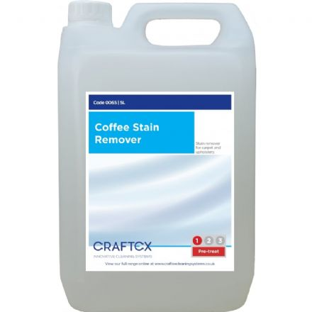 Craftex Coffee Stain Remover, 5Ltr